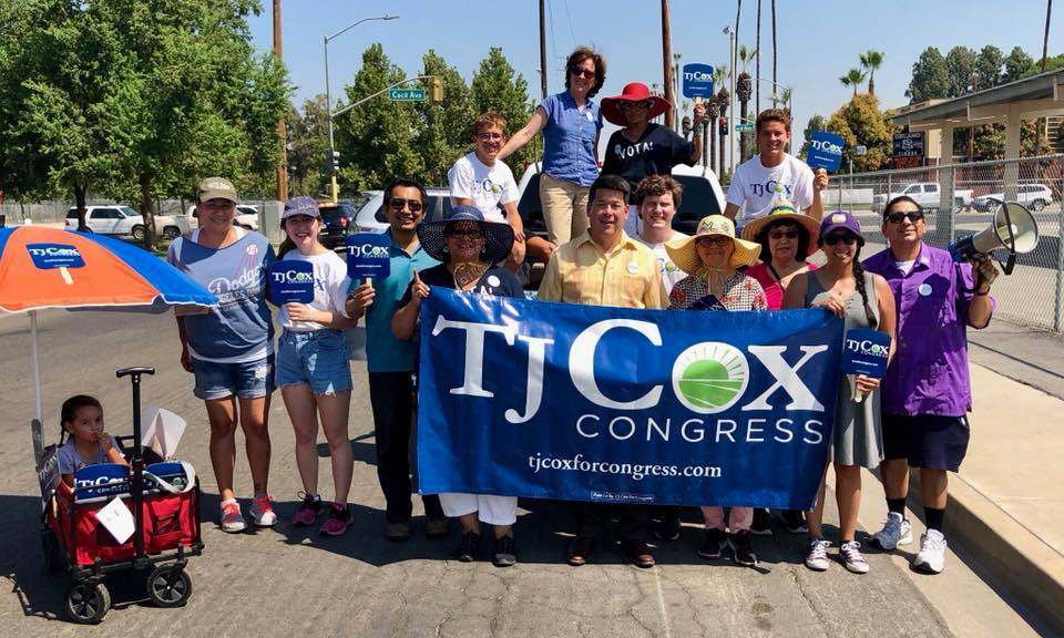 Flip the House! CA-21 Canvass in Delano