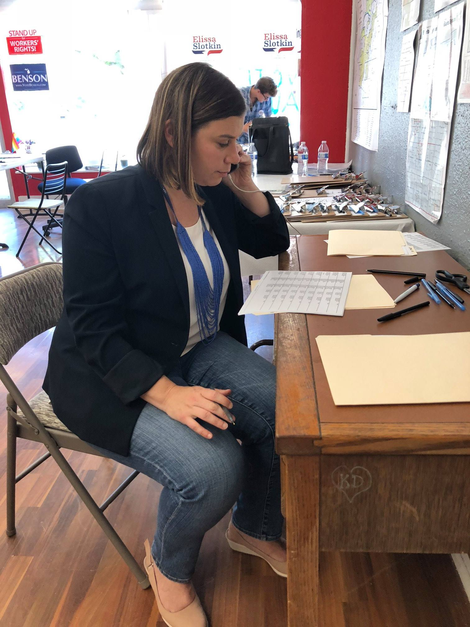 Early Get Out the Vote - Lansing - Phonebanking