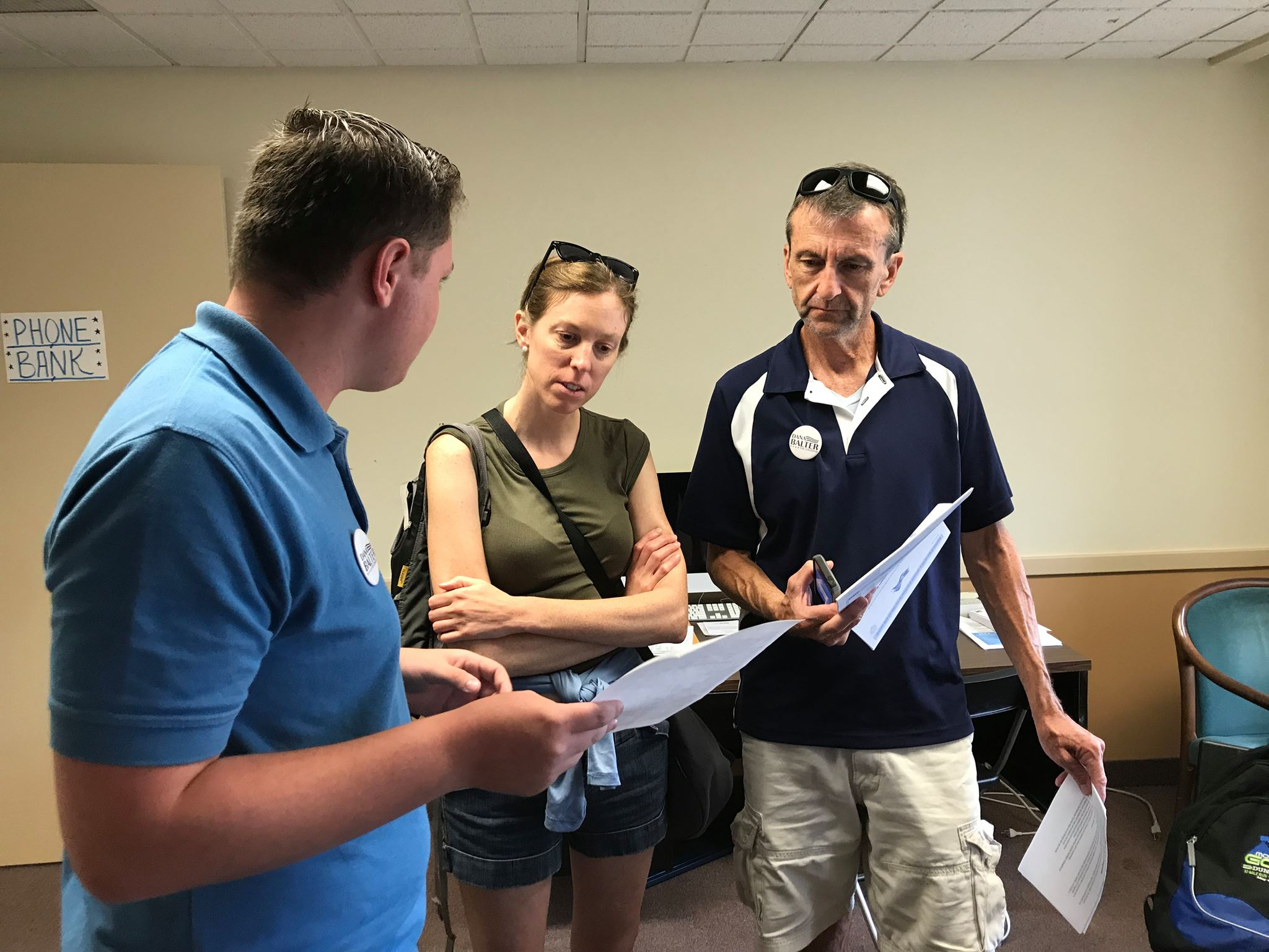 GOTV in Syracuse North, South, and Westside