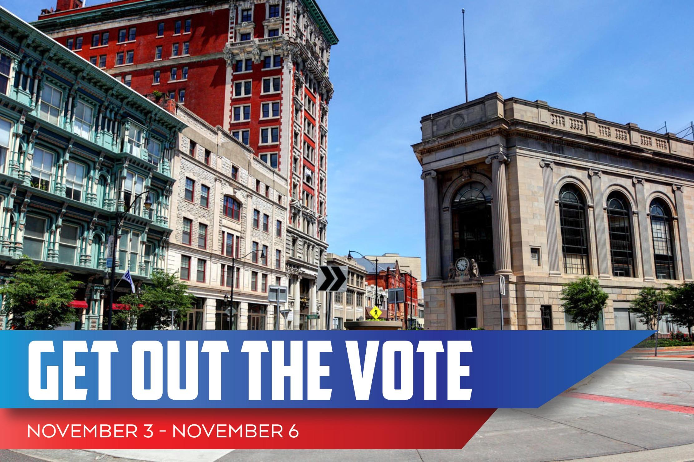 Binghamton GOTV — Election Day Phone Banking
