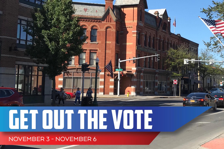 Cortland GOTV — Election Day Phone Banking