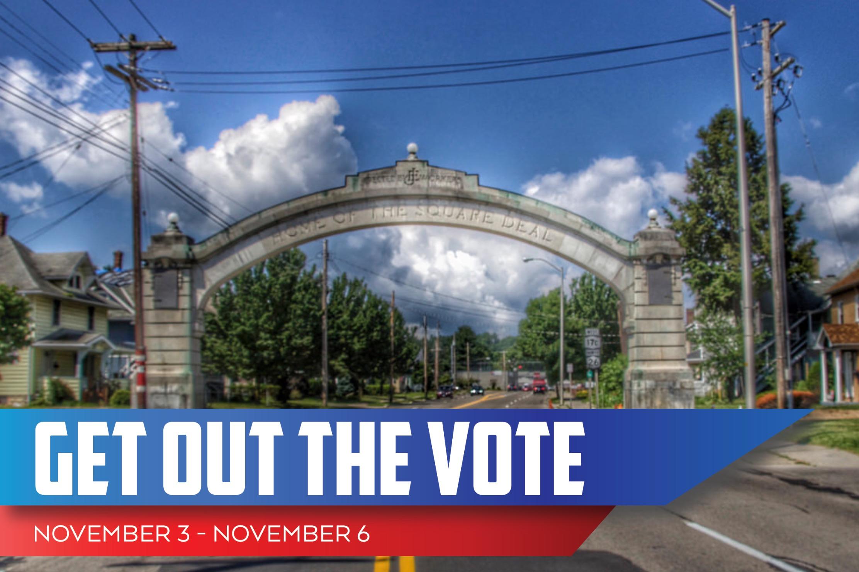Endicott GOTV — Election Day Phone Banking