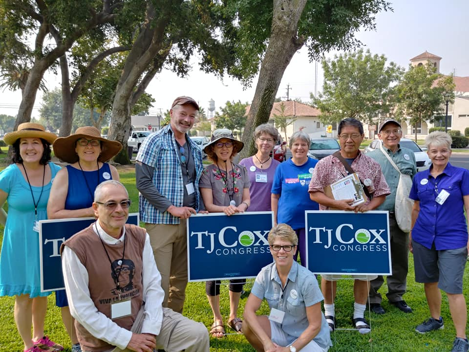 1, 2, or 3 Day Weekend Canvass-Hanford Area