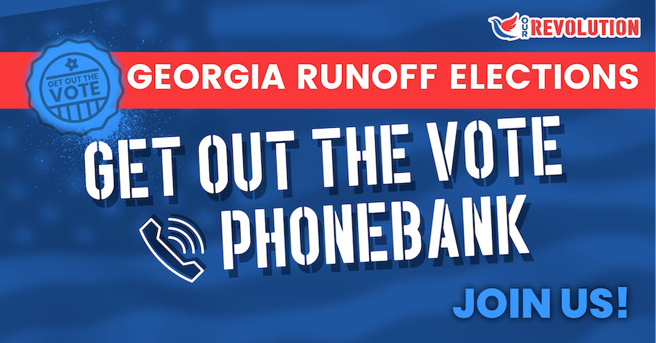 Georgia Runoff Phonebank @ Online