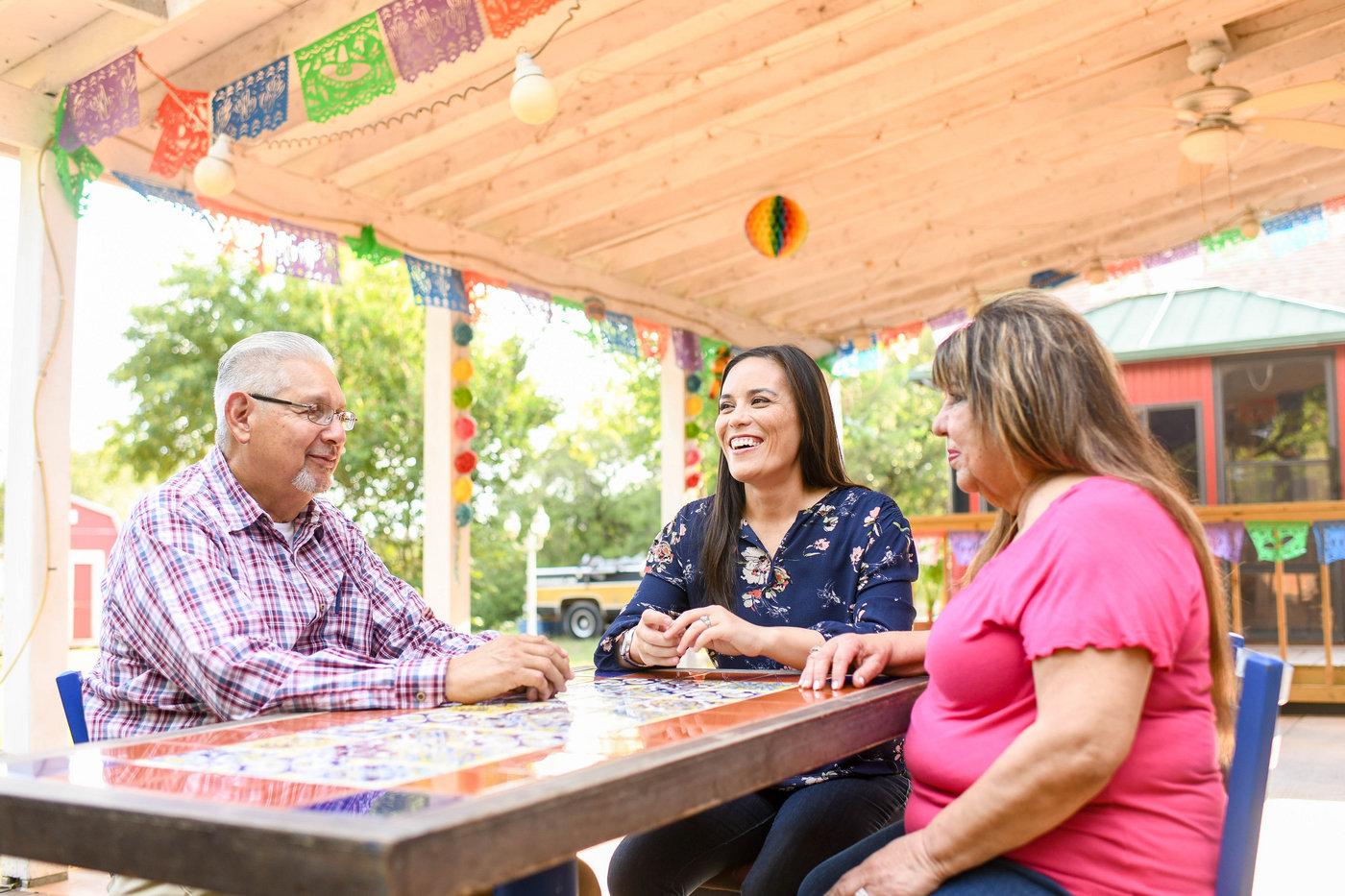 Fort Stockton Meet & Greet with Gina Ortiz Jones