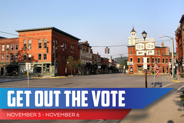 Hamilton GOTV -- Election Day Canvassing