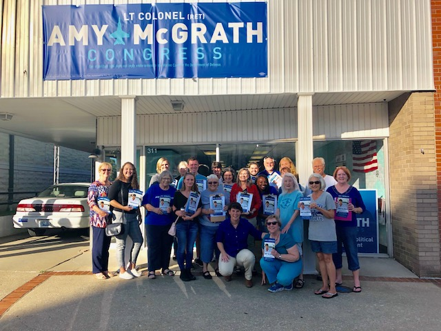 Madison County Canvass Launch with Amy McGrath