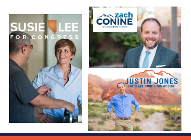 #TeamSusie Early Vote Canvass with Justin Jones & Zach Conine