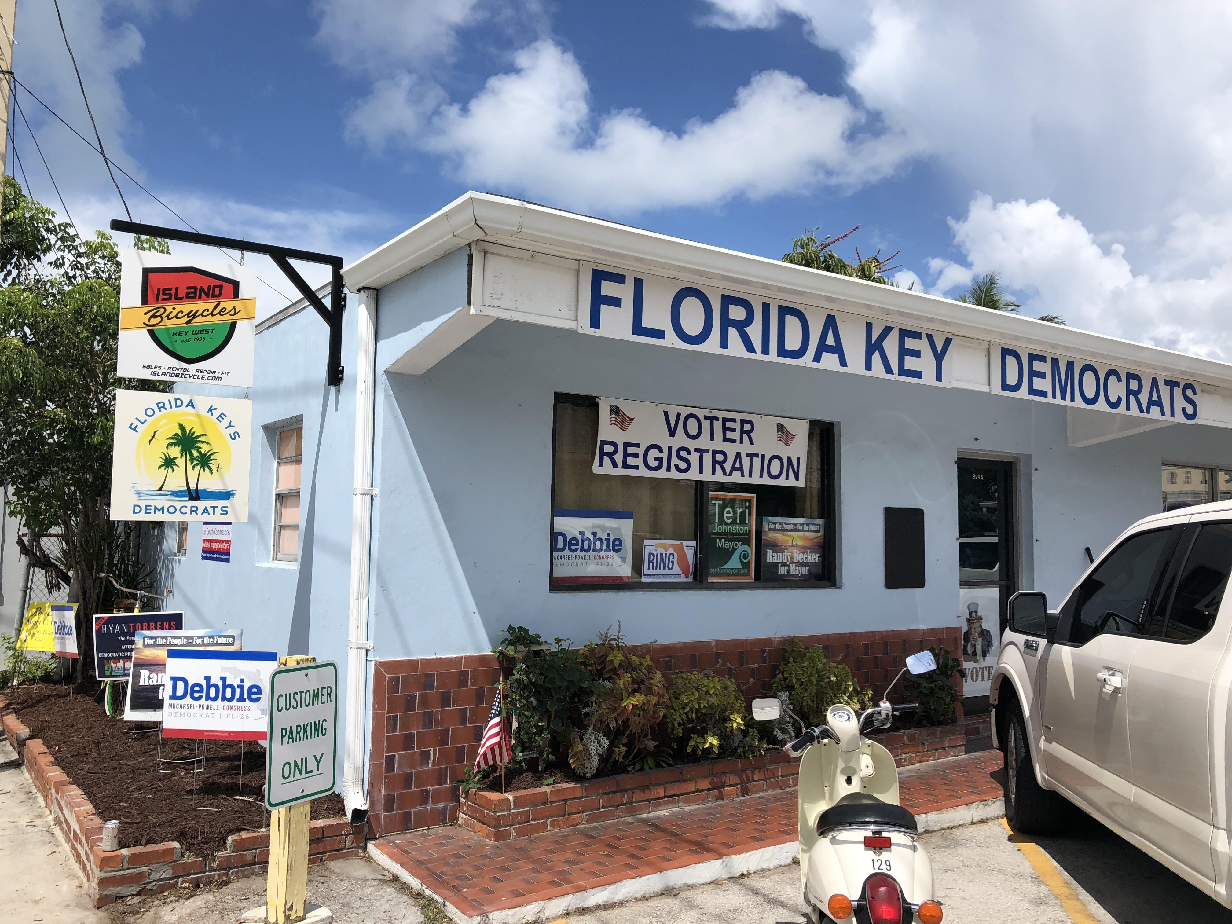 Key West Phonebank