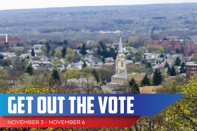 New Hartford GOTV — Election Day Phone Banking