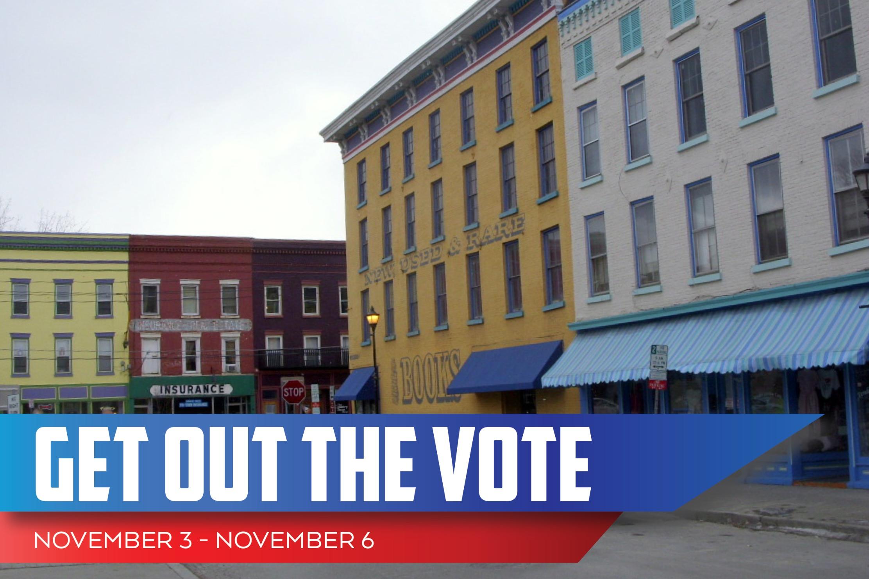 Owego GOTV — Election Day Canvassing