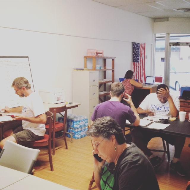 Pittsburg Weekend of Action Phone Bank