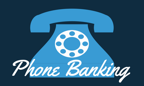 #TakeItBack Sunday Phone Bank