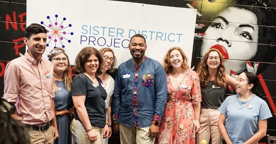 Sister District DC/VA/MD