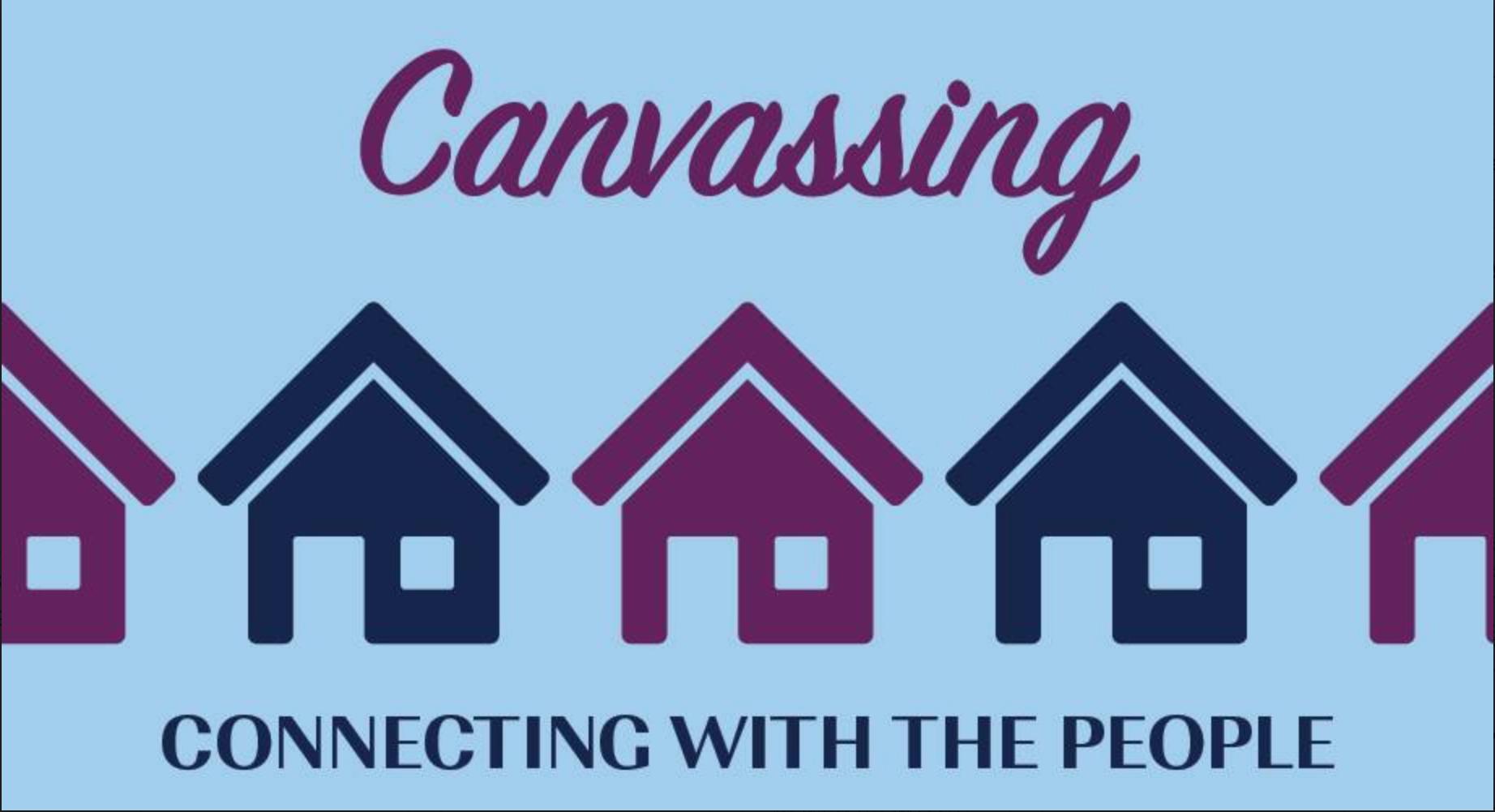 Southwest Community Center Canvass Launch