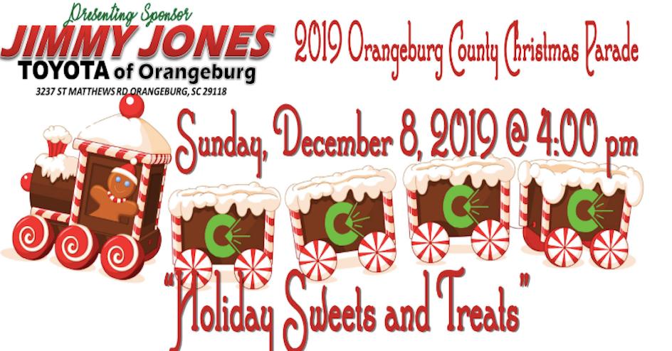 Orangeburg Christmas Parade 2020 Orangeburg County Christmas Parade · South Carolina Democratic Party