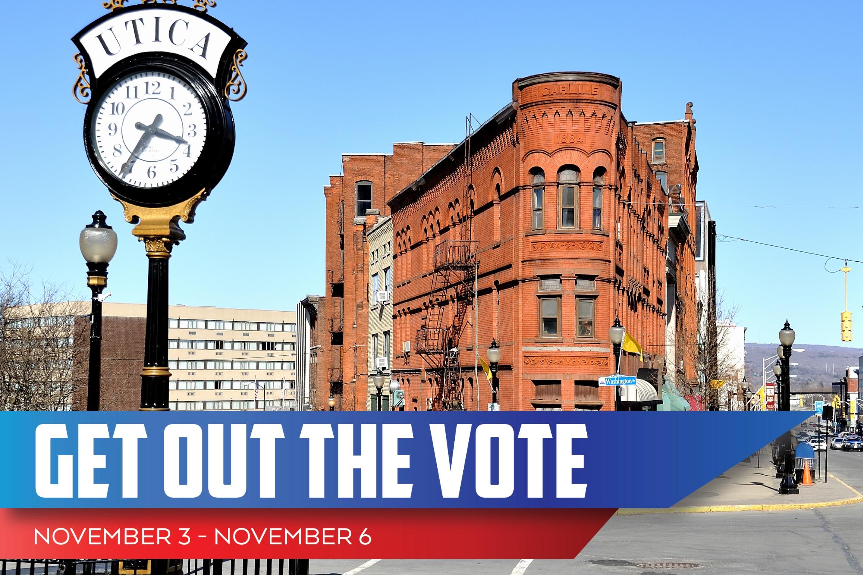 Utica GOTV — Election Day Phone Banking