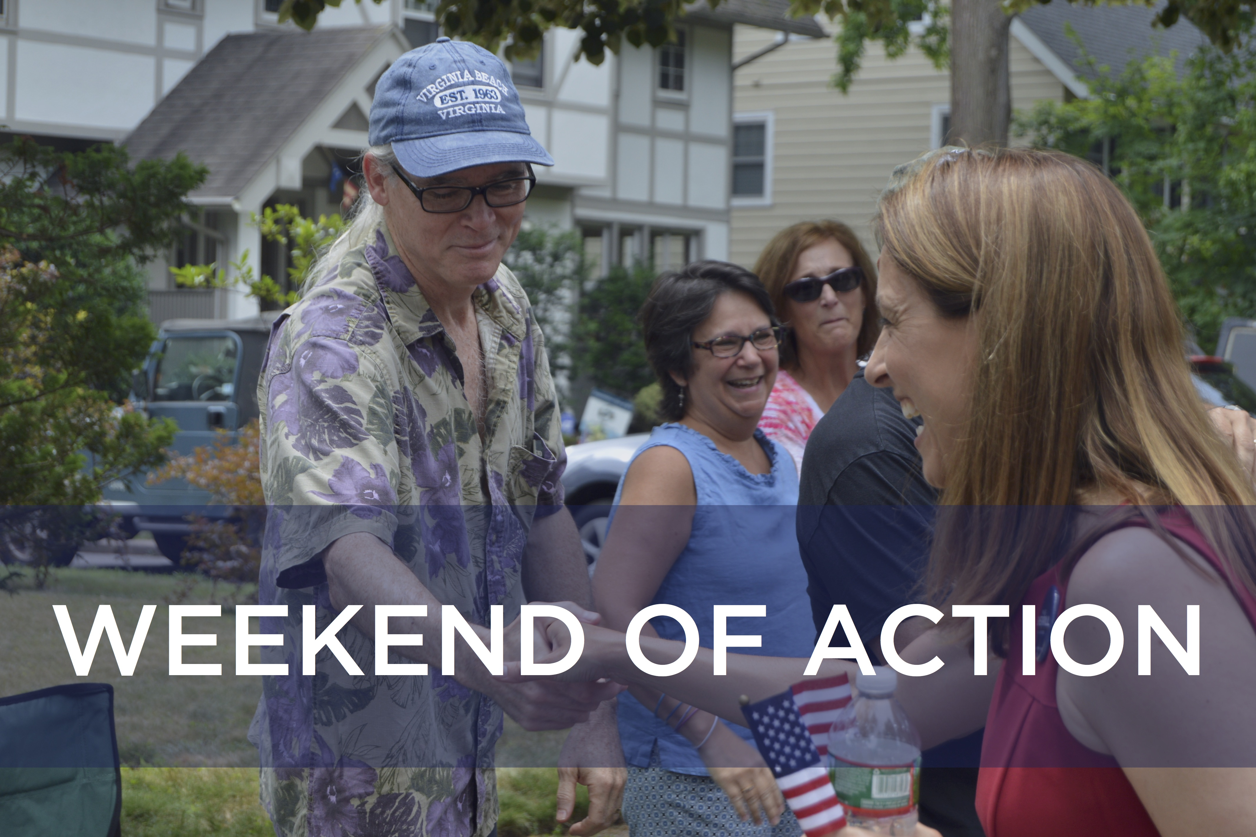 WEEKEND OF ACTION - Stanhope