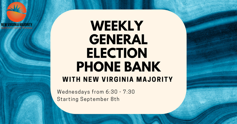 New Virginia Majority