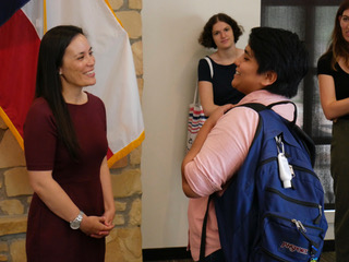 Sul Ross Meet & Greet with Gina Ortiz Jones