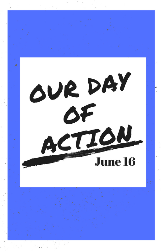 Our Day of Action with Debbie Mucarsel-Powell
