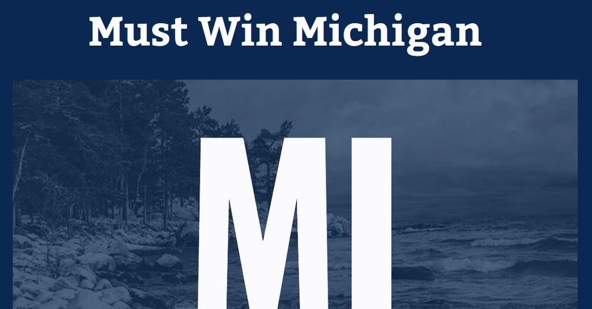 Battle For Must Win Michigan With Mi Lt Gov Gilchrist Mobilize