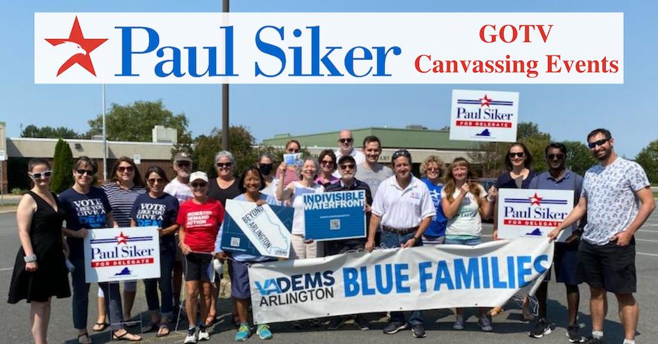Paul Siker for Delegate?