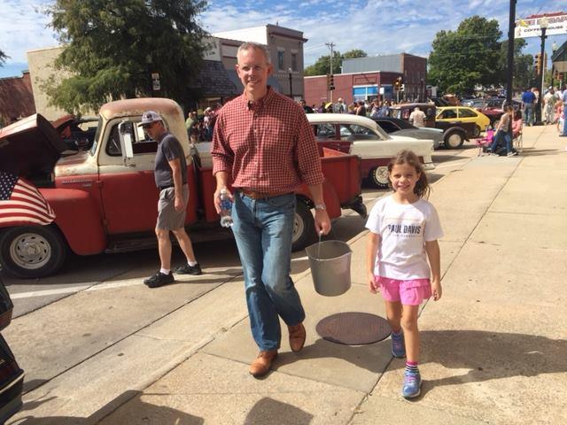 Topeka Voter Registration Canvass/Freedom Festival