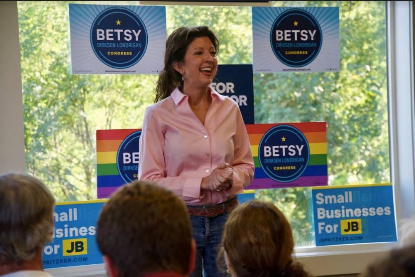Edwardsville GOTV for Betsy!