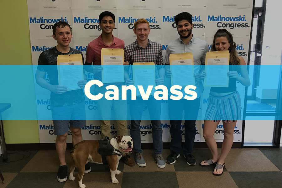 Morris County: Dover Canvass
