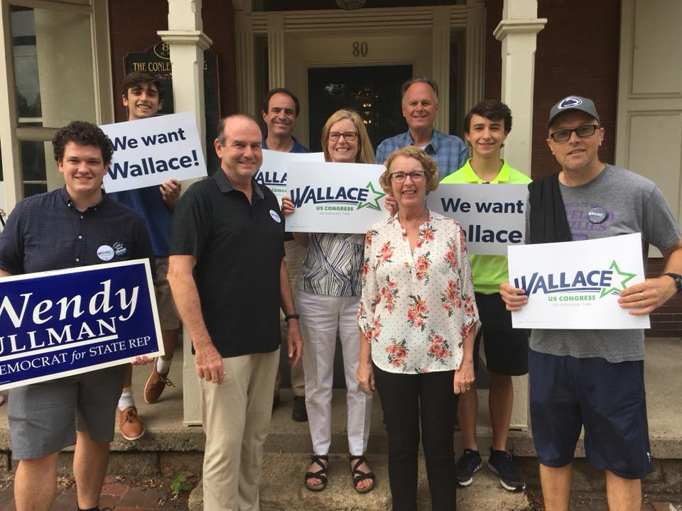 Weekend of Action for Scott in Richland